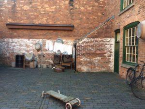 1 día para ver Birmingham para ver el patio de las casas Back to Backs