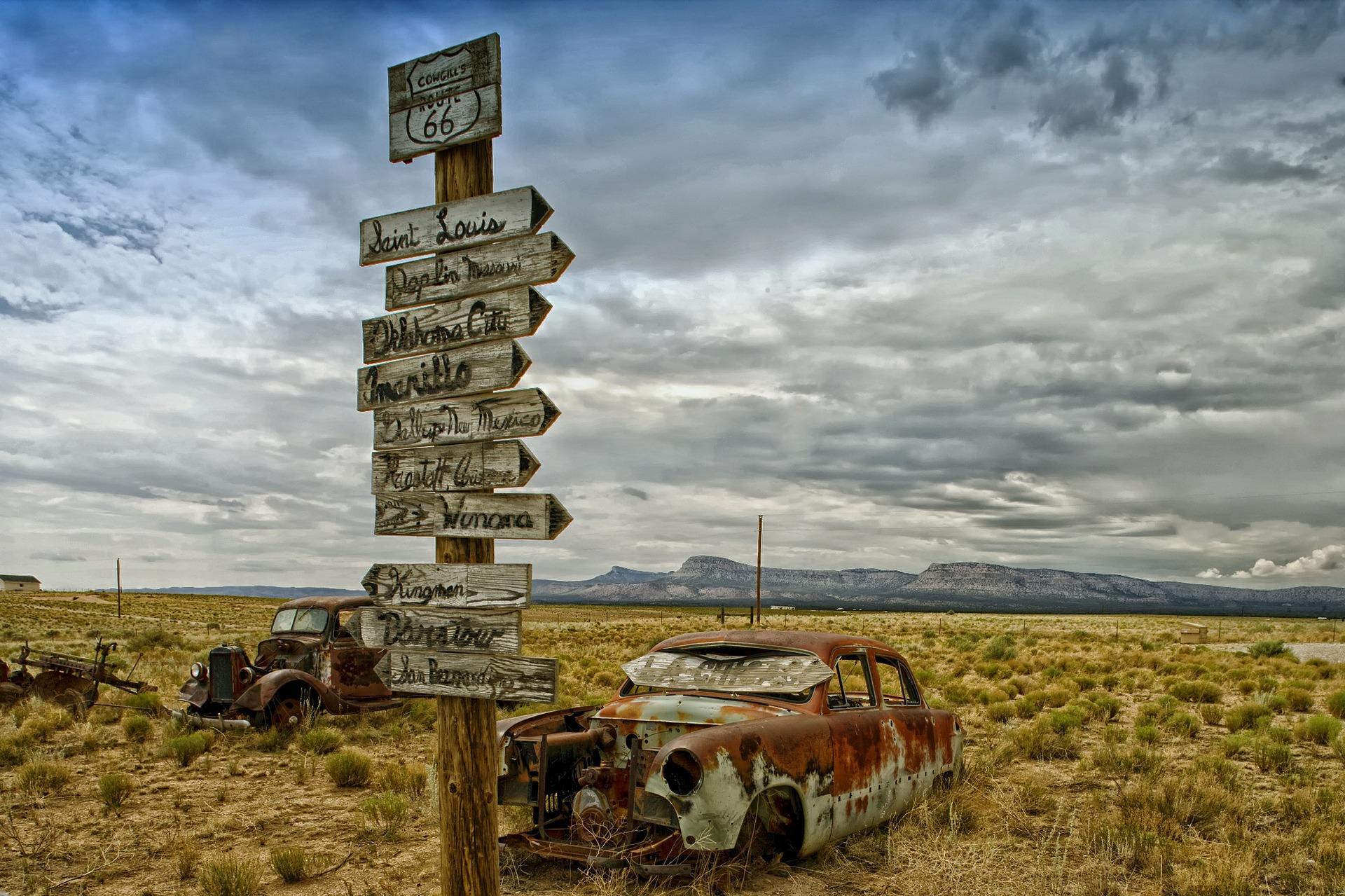 blog de viajes Ruta 66