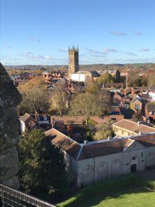 El Castillo de Warwick, una visita desde Birmingham