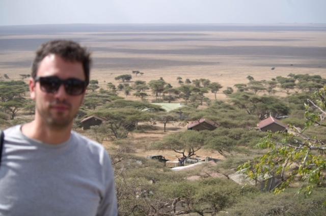 entrada al Parque nacional del Serengeti