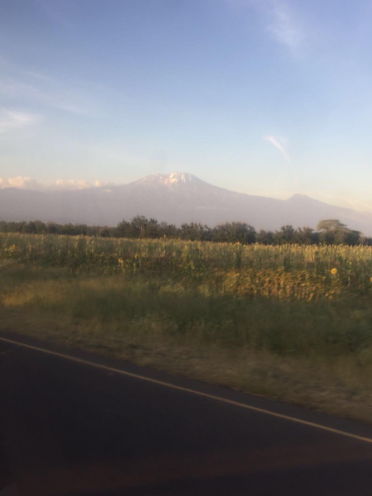 Kilimanjaro en Tanzania