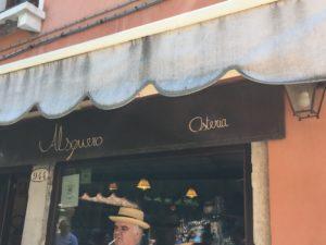 Al sequero Osteria Venecia
