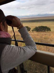 Cráter del Ngorongoro vistas