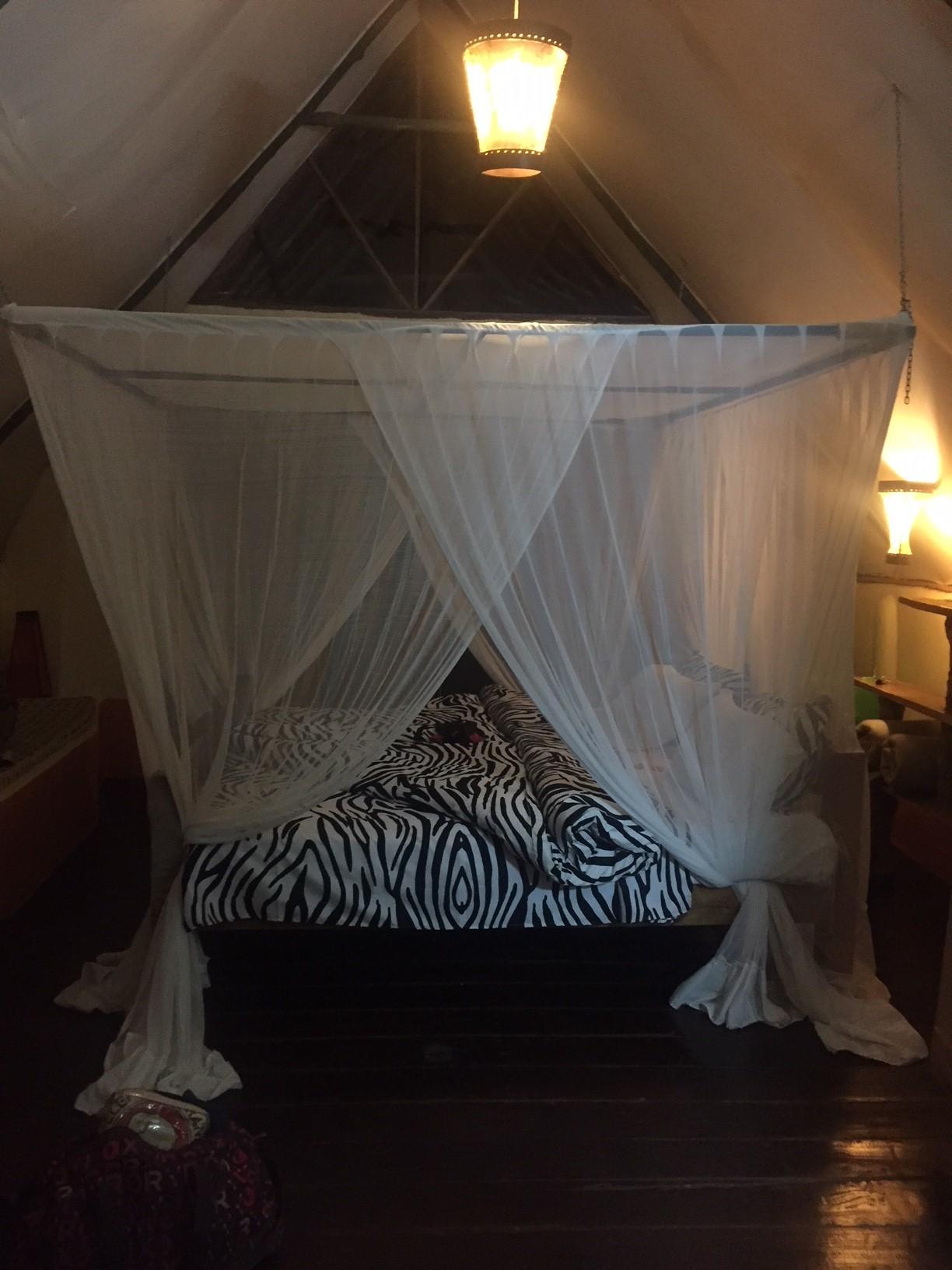 Habitación de Karama Lodge Arusha