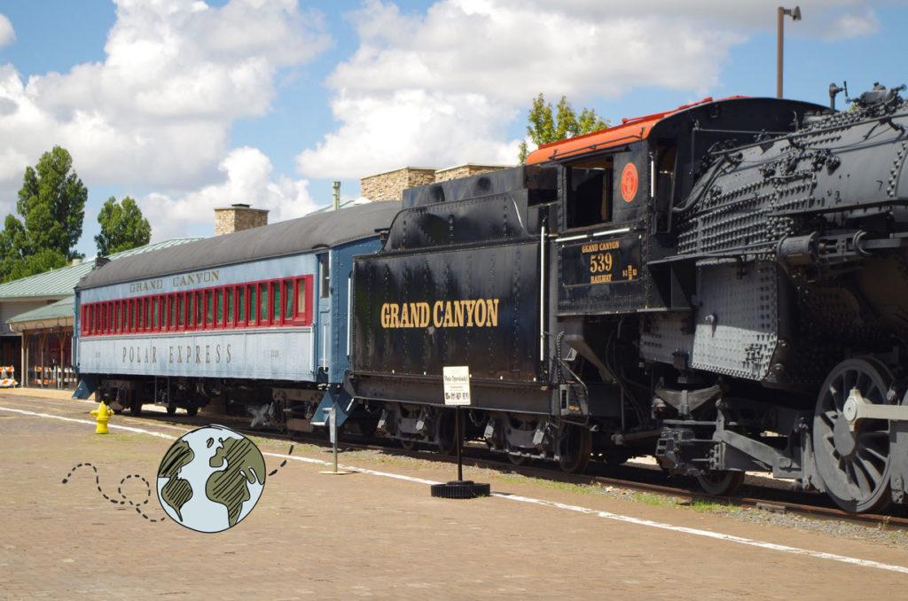 Tren en Williams