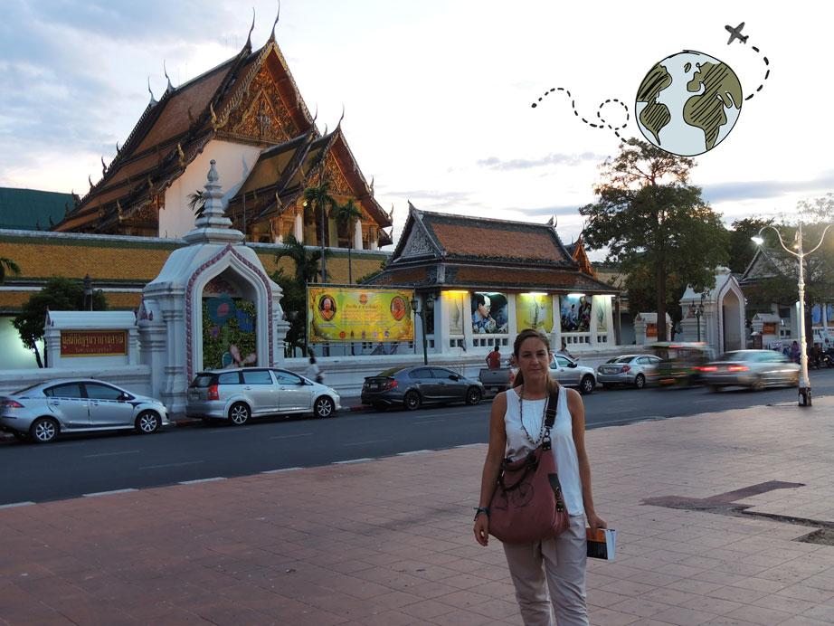 templo del columpio gigante