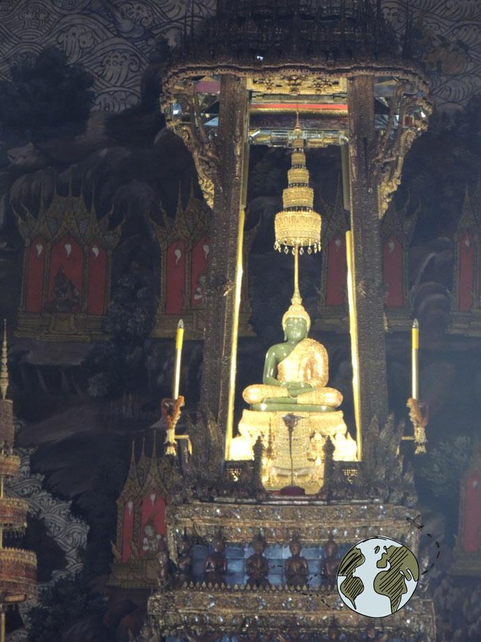 Buda Esmeralda en Gran Palacio