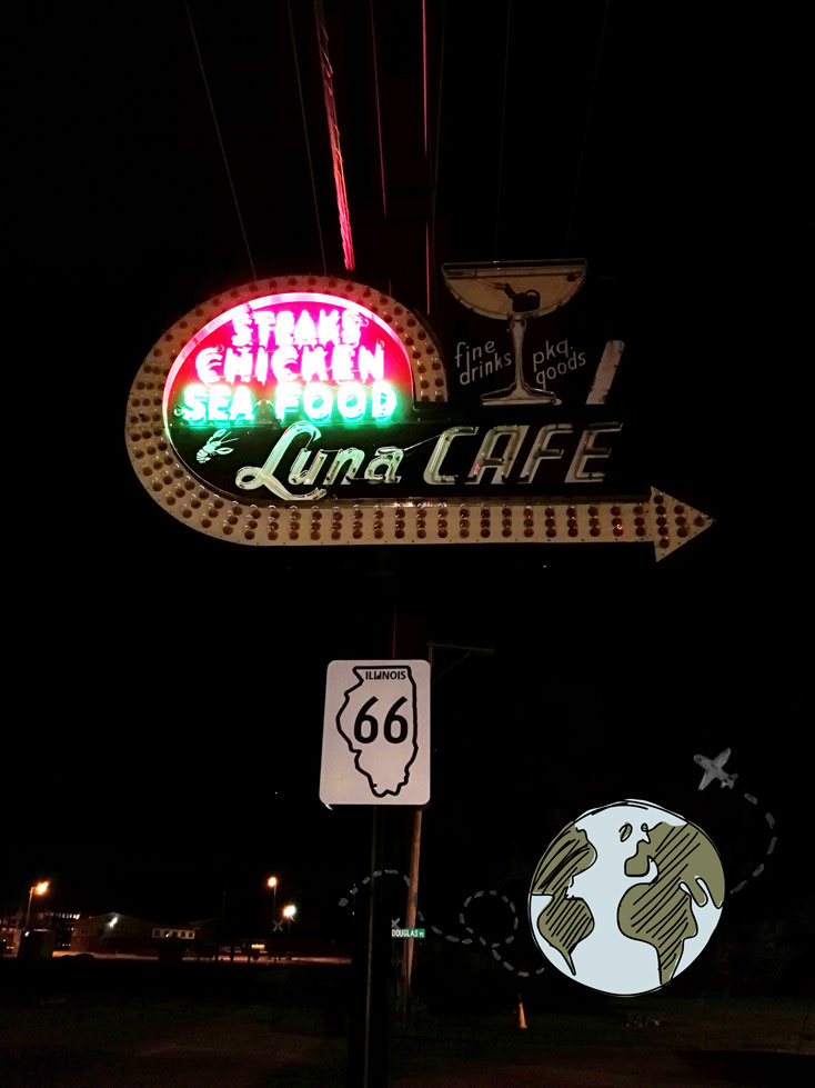 Luna Café