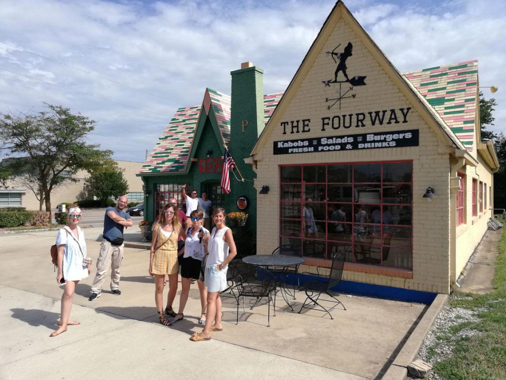 the fourway