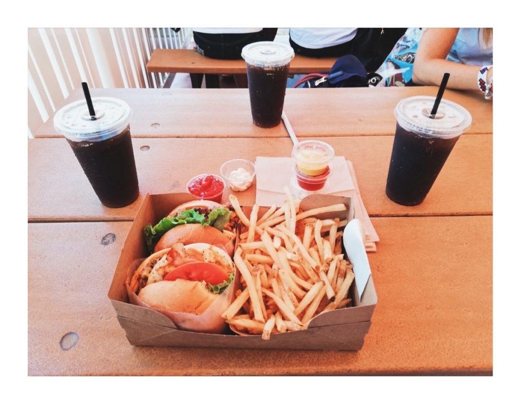 Pier Burger Santa Mónica