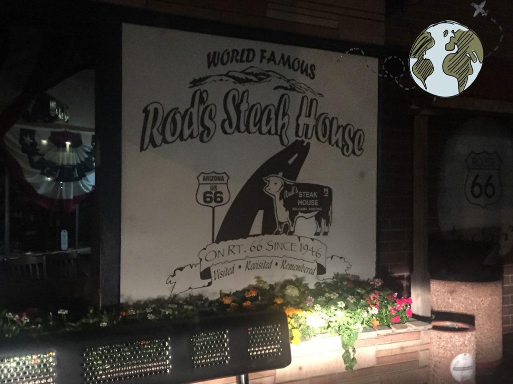 Rod´s steakhouse