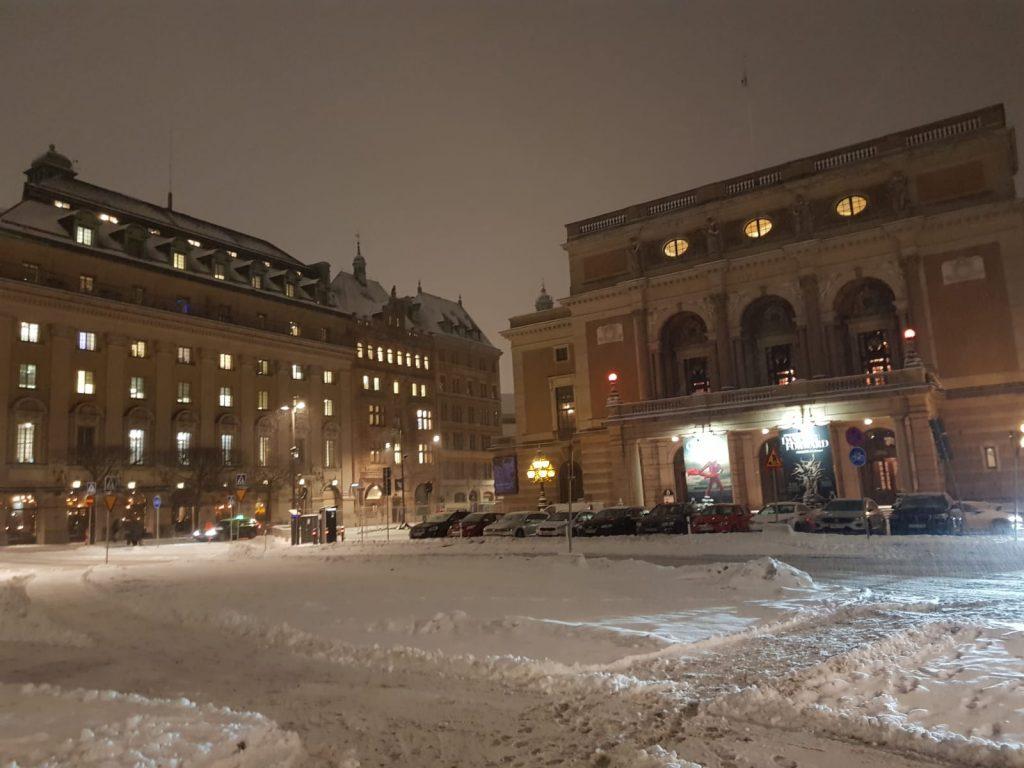 Opera Estocolmo