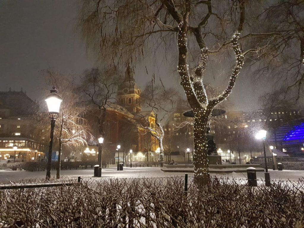 parque Kungsträdgården