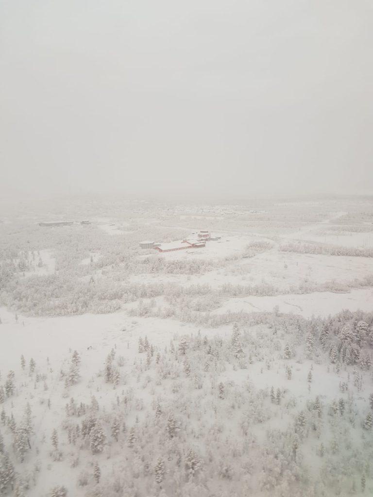 paisaje Kiruna