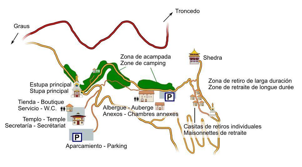 localización templo Panillo
