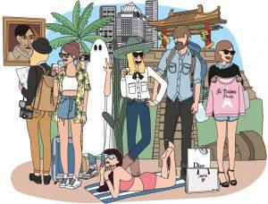 viajeros