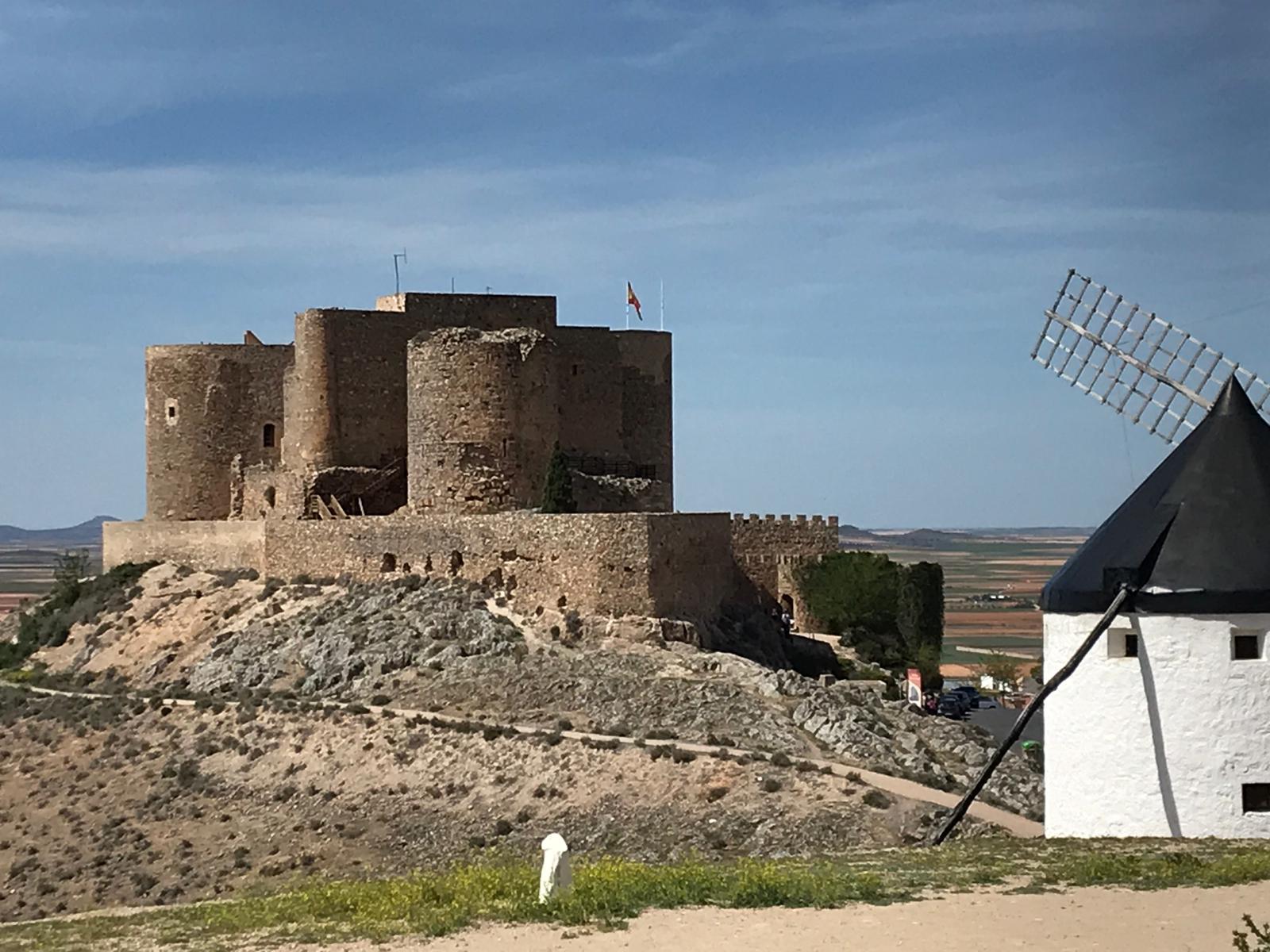 Consuegra castillo