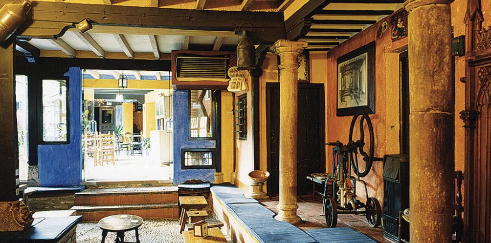 Restaurante Almagro